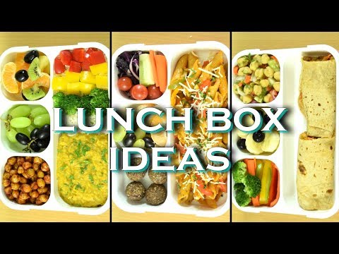 Healthy Lunch Box Ideas| Quick Easy Lunch Box for Schools & Offices| Bento box inspired Indian lunch