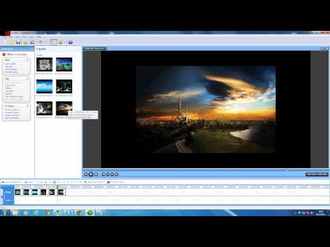 How to make video with pictures (Easy, Full HD)