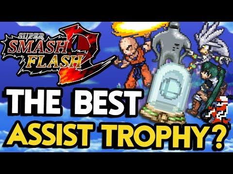 Assist Trophy Tier List for Super Smash Flash 2! - PakVim net HD