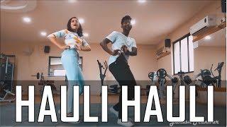 Hauli Hauli || De De Pyar De || Zumba Fitness Dance || Choreography Ganesh Manwar