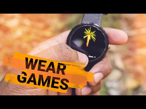 Top 12 Best Android Wear Games for your Smartwatch