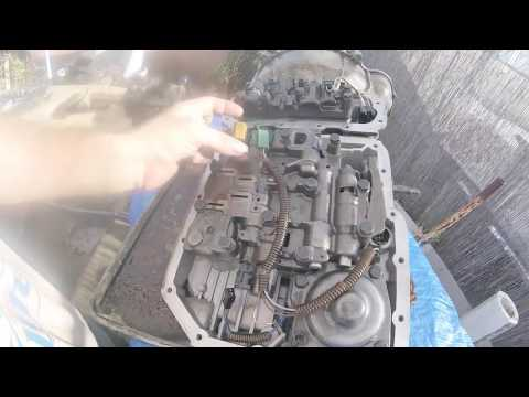 GM 4L30E Automatic Transmission