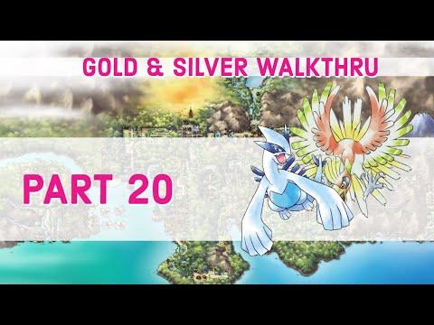 Pokemon Gold/Silver Walkthrough - Part 20 - Underground Basement