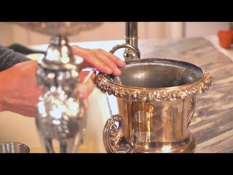 How to Polish Silver | At Home With P. Allen Smith
