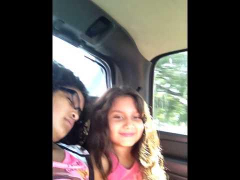 when I fall asleep in the car