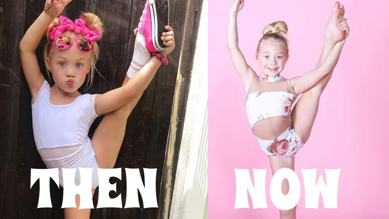 Everleigh Rose Dance Evolution (Age 1 to Age 8)