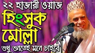 Bangla Waz Sayed Nazrul Islam New Waz 2018 | Bd Waz Mahfil Bangla 2017 | Islamic Waz Bangla Mahfil