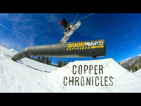 Copper Chronicles: S3E1 at Woodward Copper