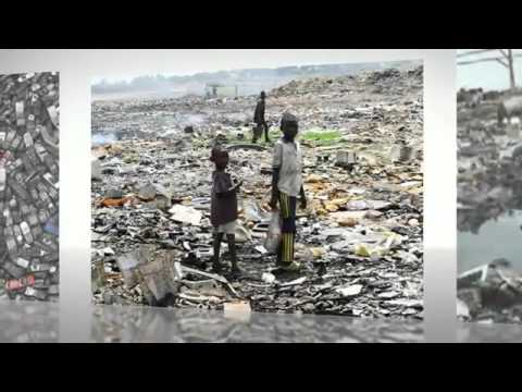 E Waste Impact on our Earth