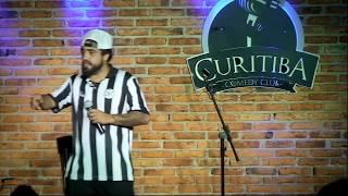 Carmo da Silva (Hallorino Jr) - O Diabo e o Touro Mecânico - Stand-Up Comedy