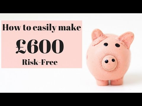 How To Easily Make An Extra £600 (UK only)
