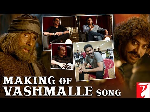 Xxx Mp4 Making Of Vashmalle Song Thugs Of Hindostan Amitabh Bachchan Aamir Khan Prabhudeva Ajay Atul 3gp Sex