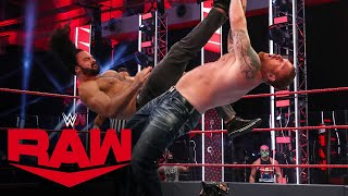 Drew McIntyre vs. Heath Slater: Raw, July 6, 2020
