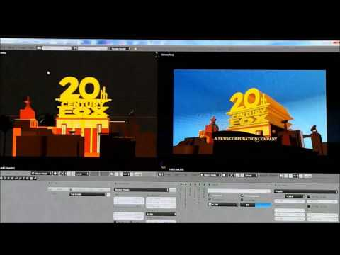 HOW TO MAKE CUSTOM 20th Century Fox Searchlight  INTRO FOR FREE  PT #1