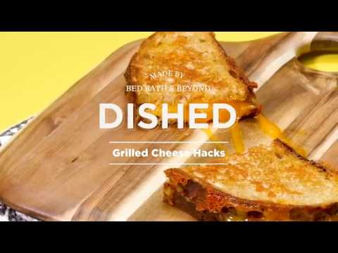 Grilled Cheese Hacks