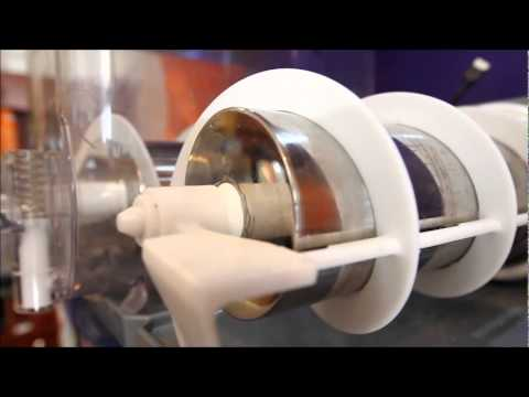 Slush Machine Cleaning video - essential slush
