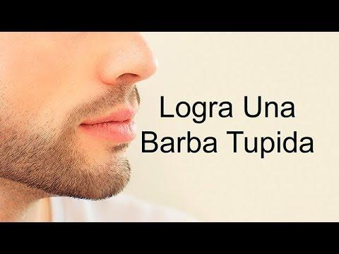 Logra Una Barba Tupida (Subliminal)
