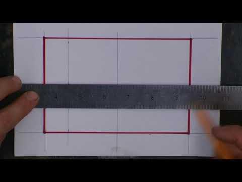 Shim Plate Drawing Layout