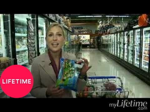 Healthy Shopping with Dawn Jackson Blatner: A Healthy Frozen Foods Diet! | Lifetime