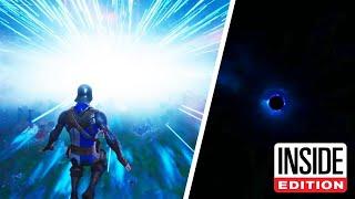 Fortnite Fans in Shock After Black Hole Event