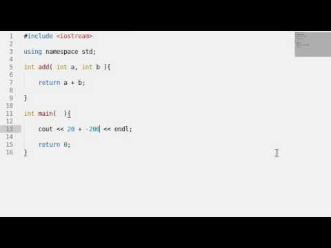 C++ 07 Functions with Arguments