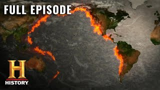 Inside the Ring of Fire   How the Earth Was Made (S2, E7)   Full Documentary   History