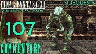 Final Fantasy XII The Zodiac Age Walkthrough Part 107 - Secret Baknamy Shop & More