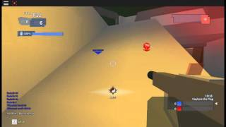 {CAN YOU JUST GO ALREADY?} Hex- Arena Shooter Roblox
