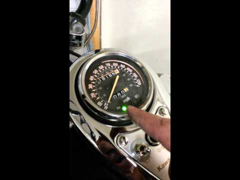 1998 Vulcan Turn Signal Switch mod