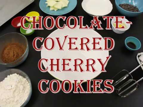 Chocolate-Covered Cherry Cookies - The Old Farmer's Almanac