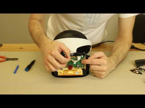 PS4 VR Teardown