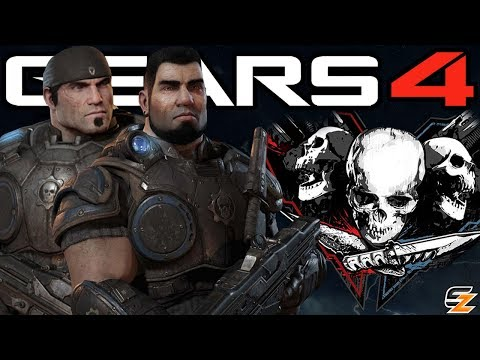 Gears of War 4 - Brothers to the End Special Event Multiplayer Gameplay!
