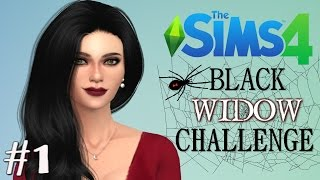 Download The Sims 4: Black Widow Challenge Part 1 | On the Prowl Video