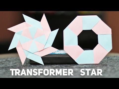 Transformer Ninja Star