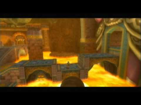 Zelda: Skyward Sword ITA [21] Santuario Della Terra: Do A Boulder Roll! Massi Rotolanti!