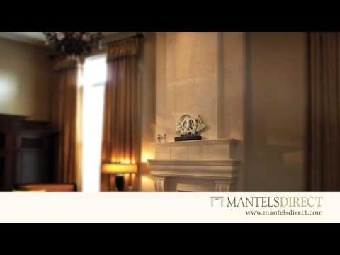 Ordering a Classic Stone Mantel | MantelsDirect.com | 1-888-493-8898