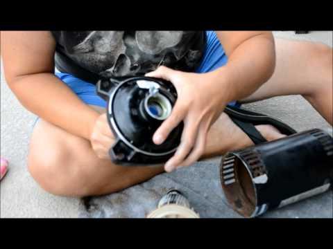 Pool Pump Repair Part 3 of 3