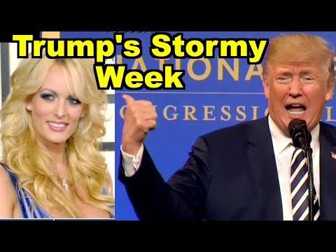 Trump's Stormy Week - Rick Santorum, Emma Gonzales & MORE! LV Sunday LIVE Clip Roundup 257