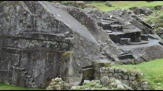 Megalithic Peru Hermógenes Figueroa Lucana