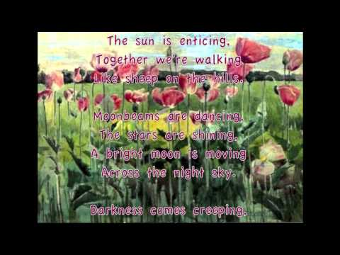 Summer Song a poem written by Jean Aked