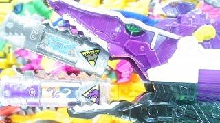 よみがえるPower Rangers Dino Super Charge  Plesio Charge Megazord