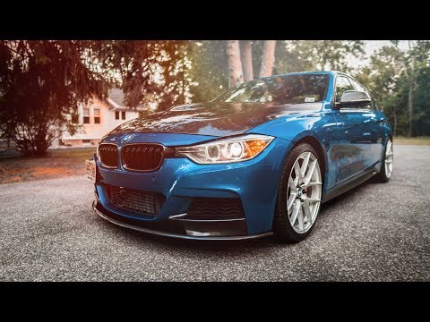 THIS WILL MAKE YOU WANT AN F30 BMW | Bryan's Modified 335i