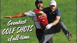 Golf's Greatest Shots & Moments