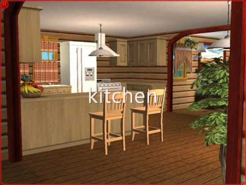 sims 2 cabin