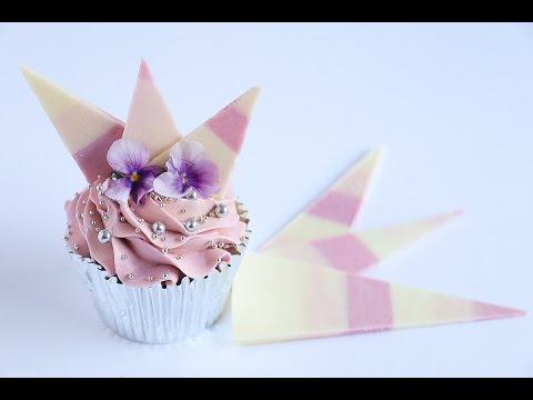 How To Make Multi Coloured Chocolate Shards  Rosie's Dessert Spot
