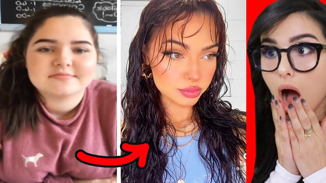 Amazing Tik Tok Glow Up Transformations