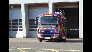 *New*Staffordshire Fire & Rescue Service / Hanley First Pump / Turnout