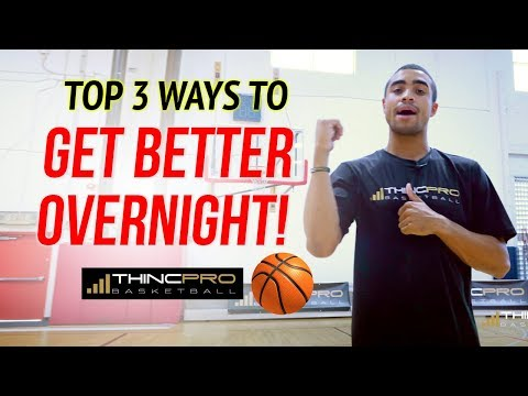 How to: Become a BETTER Basketball Player OVERNIGHT! (Simple but Effective MUST TRY Secrets)