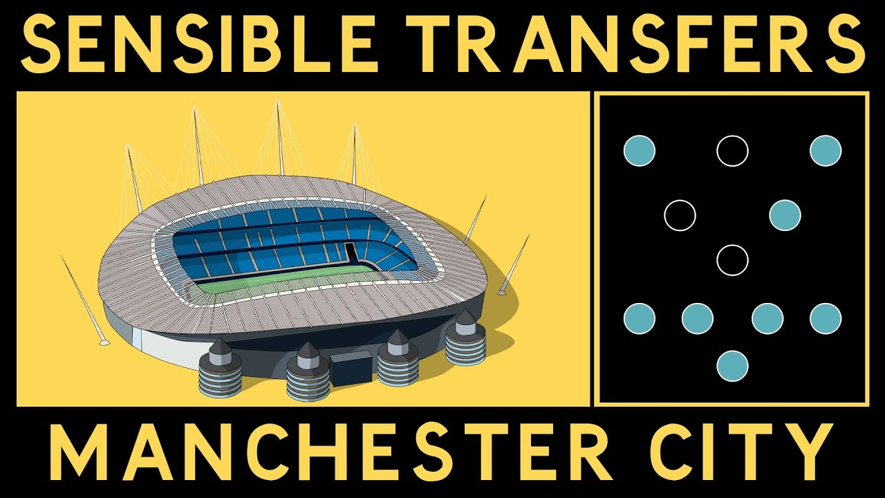 Sensible Transfers: Manchester City