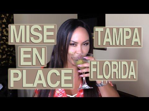 Mariah Milano at Mis En Place Tampa, Florida
